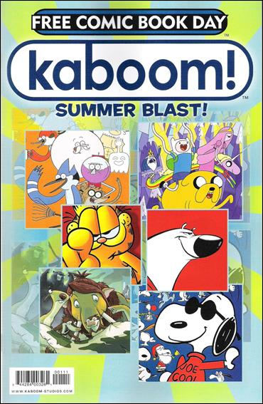 Kaboom! Summer Blast Free Comic Book Day Edition 2013-A by Kaboom!