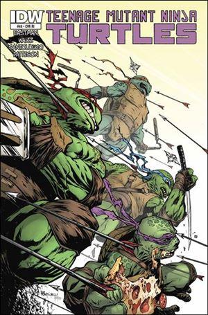 Teenage Mutant Ninja Turtles (2011) 46-C