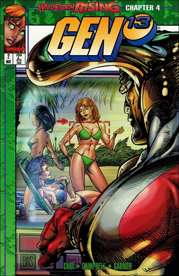 Gen13 (1995) 2-A by WildStorm