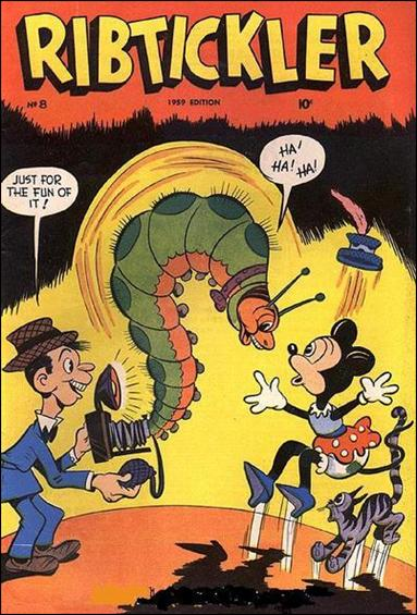 Ribtickler (1959) 8-A by Norlen