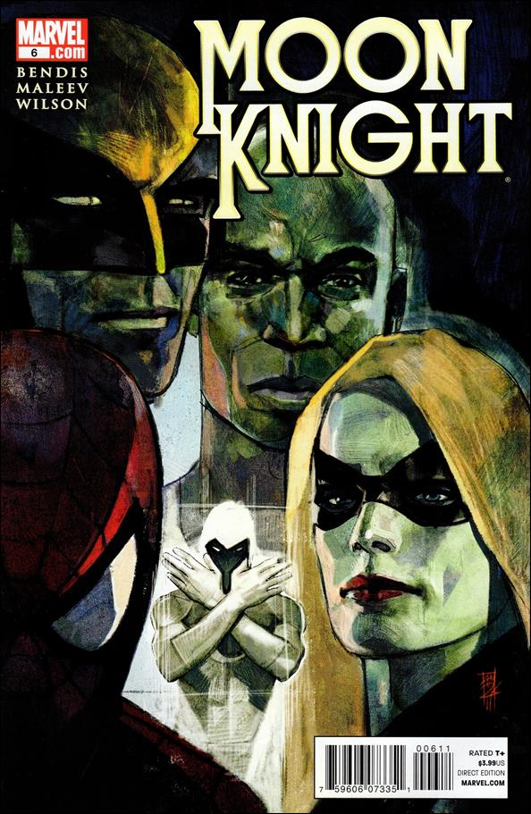 Moon Knight (2011) 6-A by Marvel