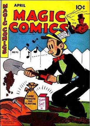 Magic Comics 93-A