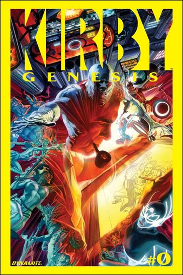 Kirby: Genesis 0-A by Dynamite Entertainment