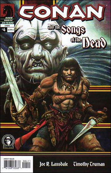 Conan and the Songs of the Dead 4-A by Dark Horse