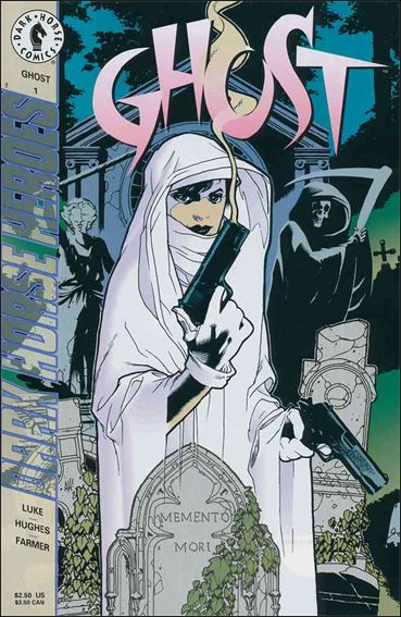 Ghost (1995) 1-A by Dark Horse