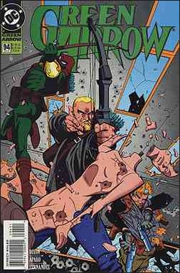 Green Arrow (1988) 94-A by DC