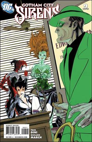 Gotham City Sirens 9-A