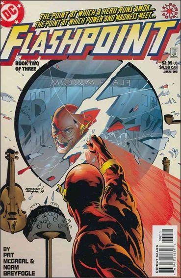Flashpoint (1999) 2-A by DC