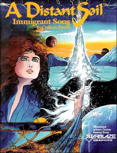 Distant Soil (1987) 1-A by Starblaze Graphics