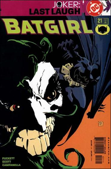 Batgirl (2000) 21-A by DC