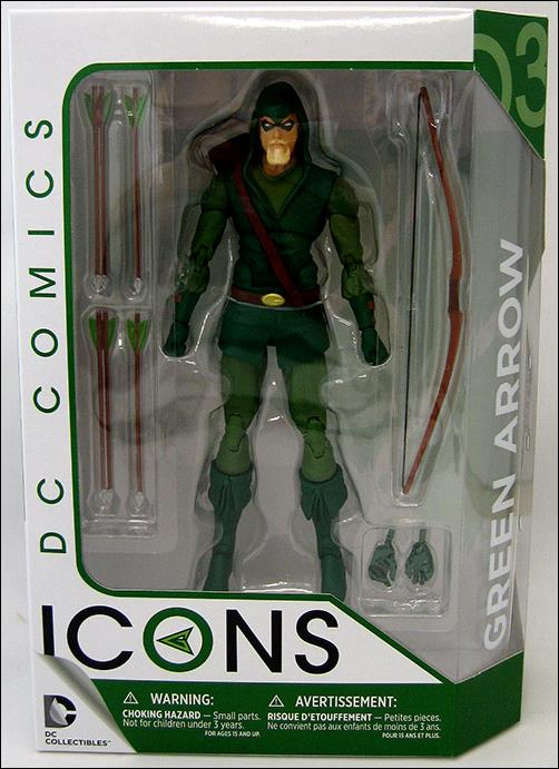 DC Icons Green Arrow by DC Collectibles