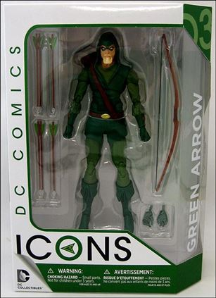 DC Icons Green Arrow
