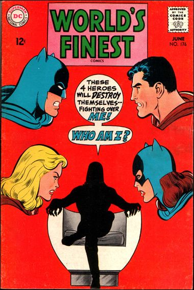 World's Finest Comics 176-A by DC