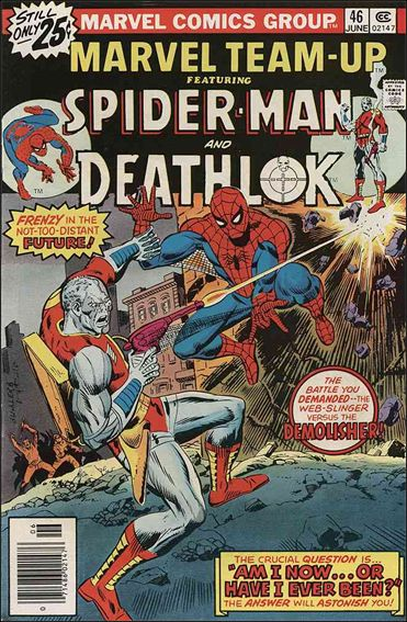 Marvel Team-Up (1972) 46-A by Marvel