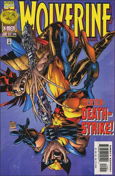 Wolverine (1988)  114-A by Marvel
