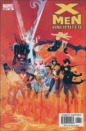 X-Men Unlimited (1993) 43-A