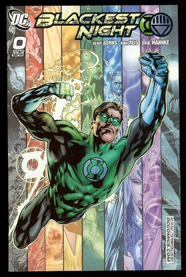 Blackest Night 0-C by DC