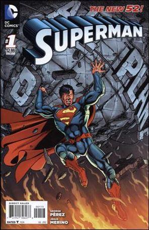 Superman (2011) 1-C
