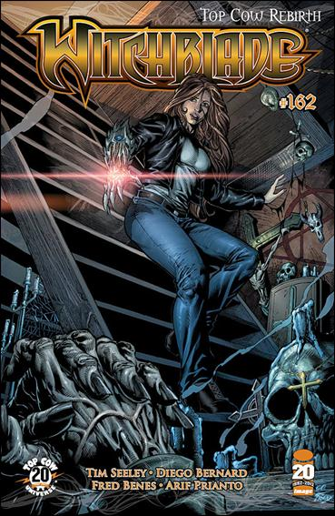 Witchblade 162-B by Top Cow