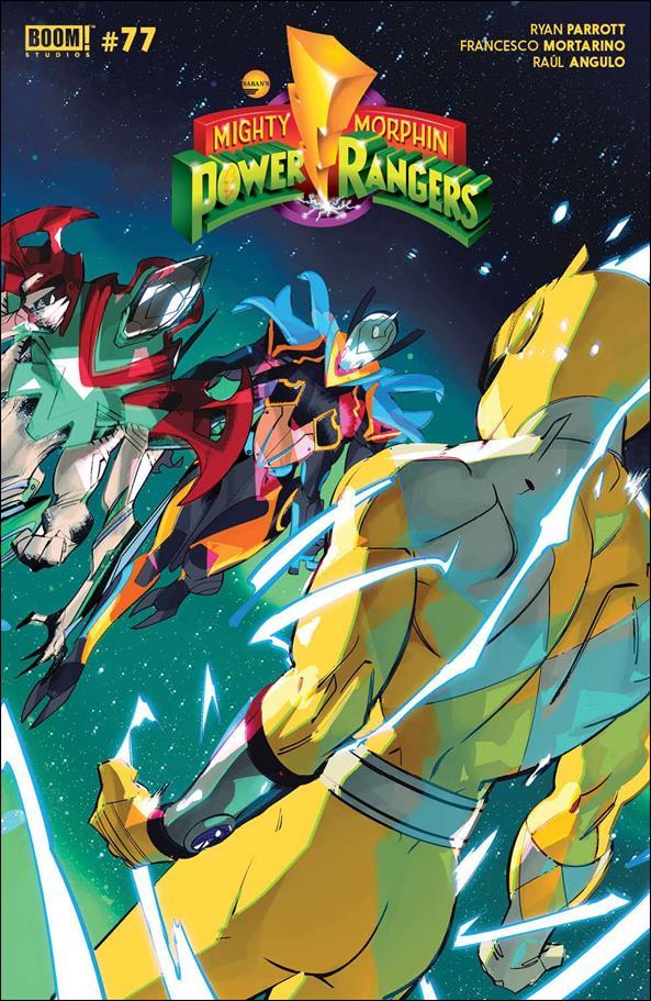 Power Rangers 11-B by Boom! Studios