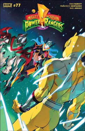 Power Rangers 11-B
