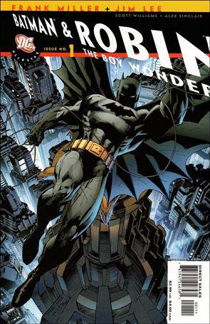 All Star Batman & Robin, the Boy Wonder 1-A