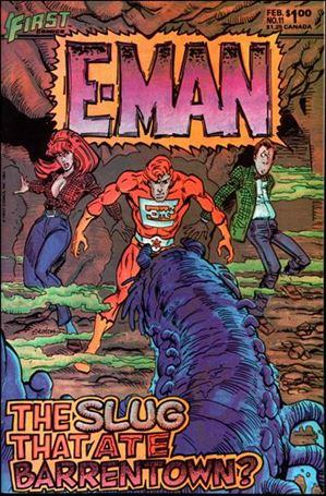 E-Man (1983) 11-A