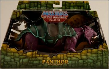 Masters of the Universe Classics (Vehicles and Accessories) Panthor by Mattel