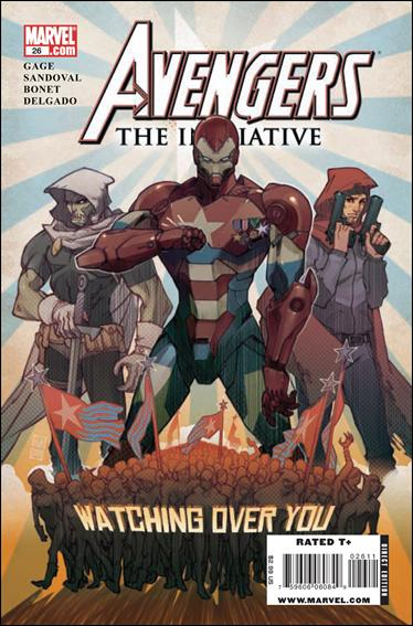 Avengers: The Initiative 26-A by Marvel