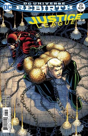 Justice League (2016) 23-B