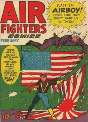 Air Fighters Comics (1943) 5-A