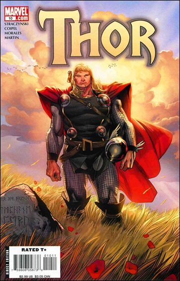 Thor (2007) 10-A by Marvel