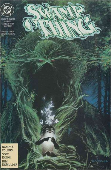 Swamp Thing (1986) 121-A by Vertigo