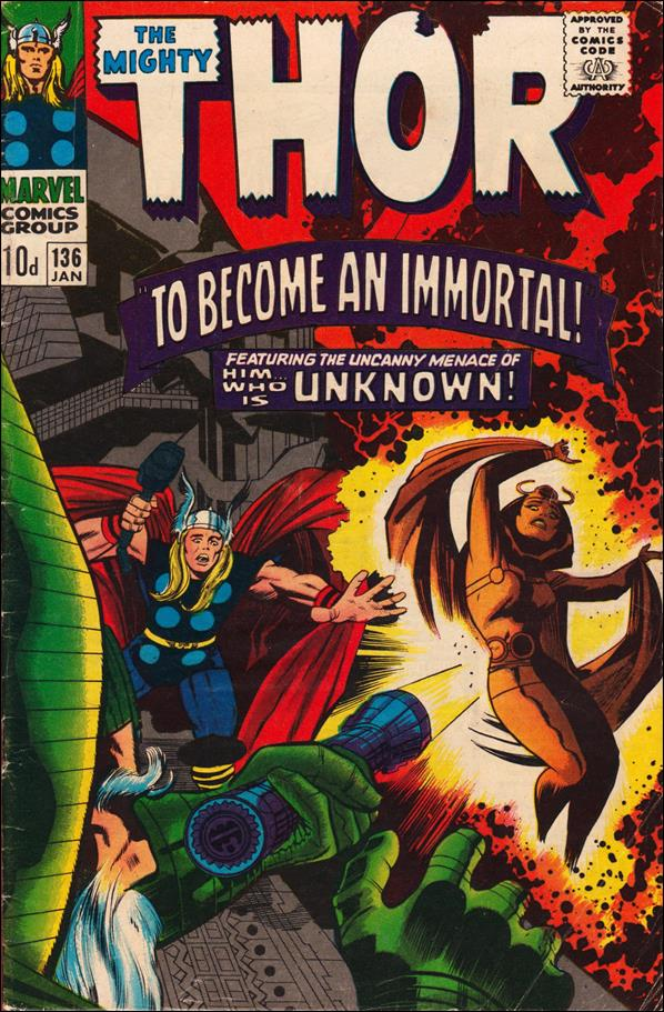 Thor (1966) 136-B by Marvel