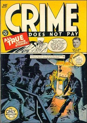 Crime Does Not Pay 27-A