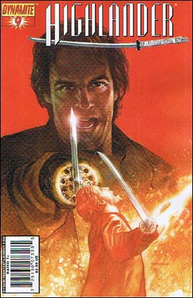 Highlander 9-F by Dynamite Entertainment
