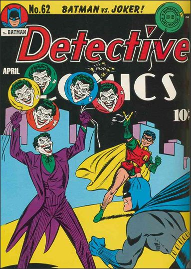 Detective Comics (1937) 62-A by DC