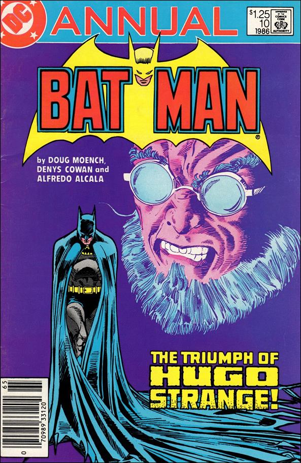 Batman Annual (1961) 10-A by DC