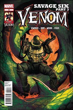 Venom (2011) 20-A