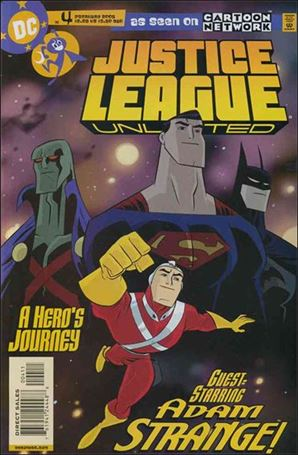 Justice League Unlimited 4-A
