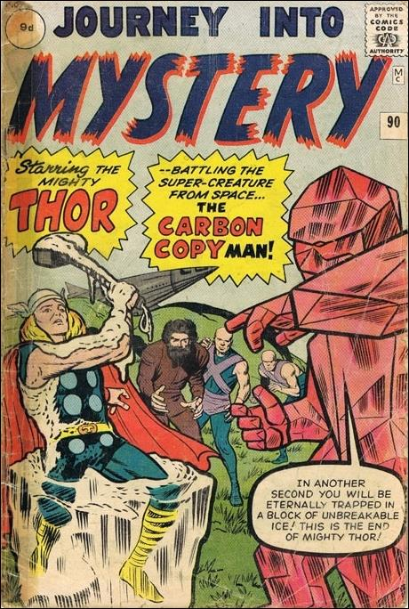 Journey into Mystery (1952) 90-B by Marvel