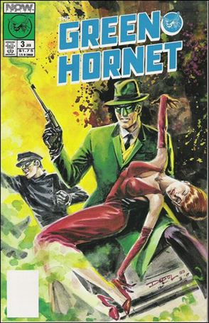 Green Hornet (1989) 3-A