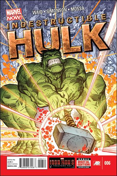 Indestructible Hulk 6-A by Marvel