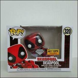 POP! Marvel Deadpool (Diamond Collection)