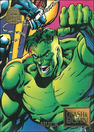 Marvel Universe: Series 5 (Base Set) 78-A by Fleer