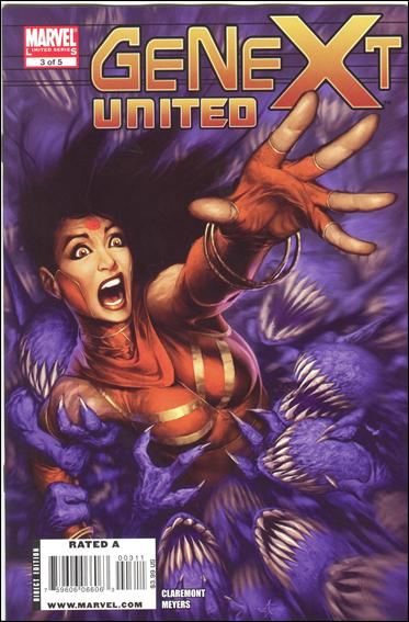 GeNext: United 3-A by Marvel