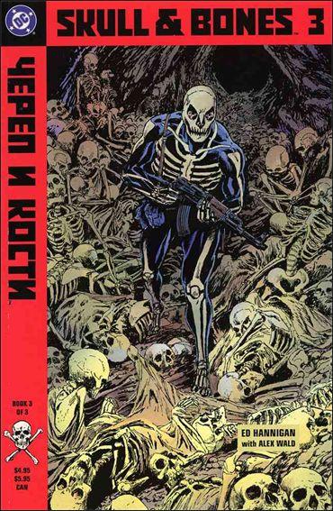 Skull & Bones 3-A by DC