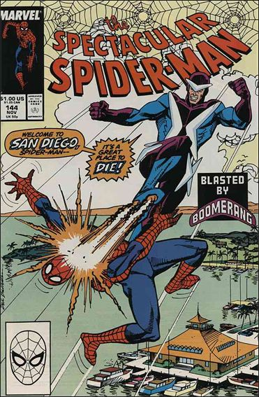 Spectacular Spider-Man (1976) 144-A by Marvel