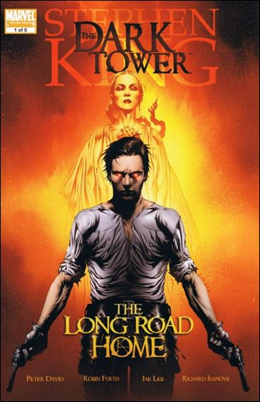 Dark Tower: The Long Road Home 1-A by Marvel