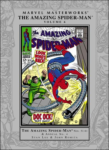 Marvel Masterworks: The Amazing Spider-Man 6-A by Marvel